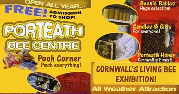 Click the pic to visit the Porteath Bee Centre website.......