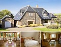 Webbs Retreat is large luxury holiday home near Polzeath